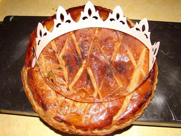 La recette d 39 annie la galette des rois frangipane - Date de la galette des rois ...
